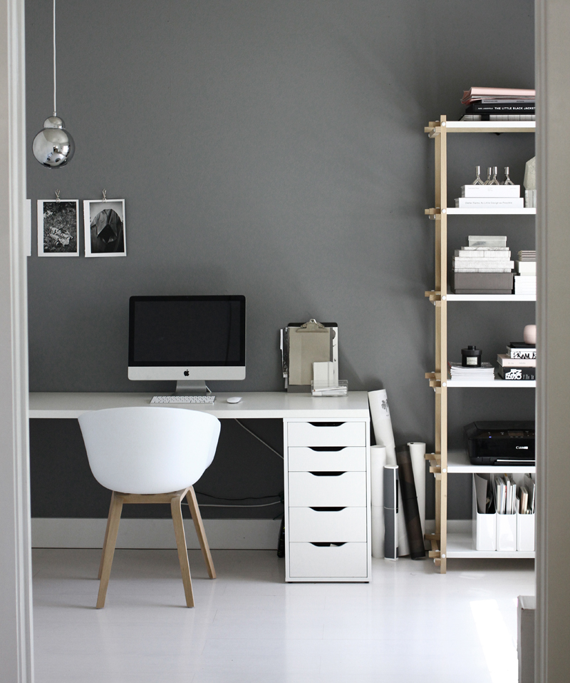 Gray Home Design Ideas: Grey Ideas: 13 Painted Rooms To Get You Inspired