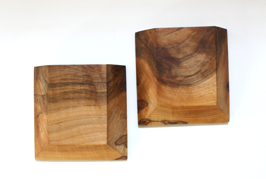 Ambrosia Maple Floating Shelf by Faire & Goodwin