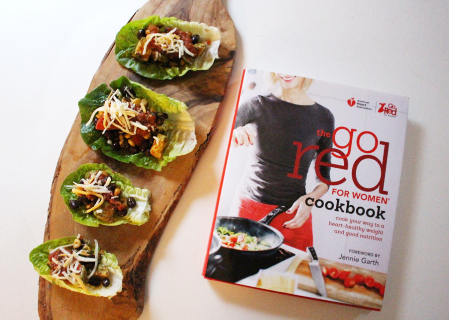 Go Red for Women: Coastal Taco Recipe