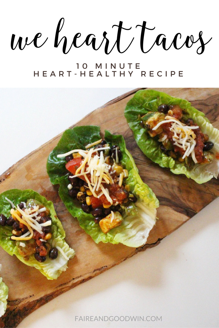 quick and easy and healthy taco recipe